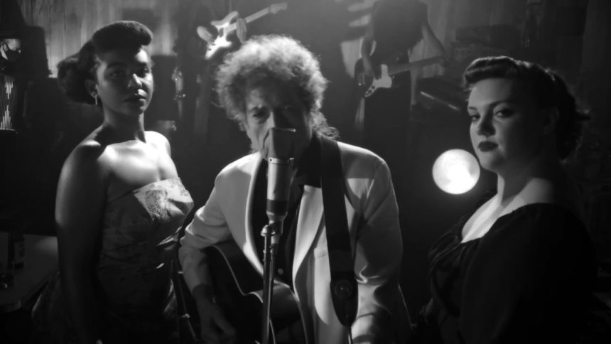 BOB DYLAN'S SHADOW KINGDOM: STEPPIN' OUT INTO SPACE…
