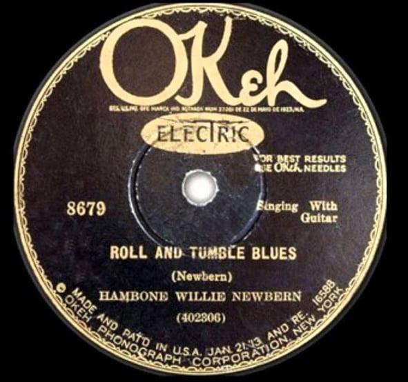 BOB DYLAN: Rollin' And Tumblin'