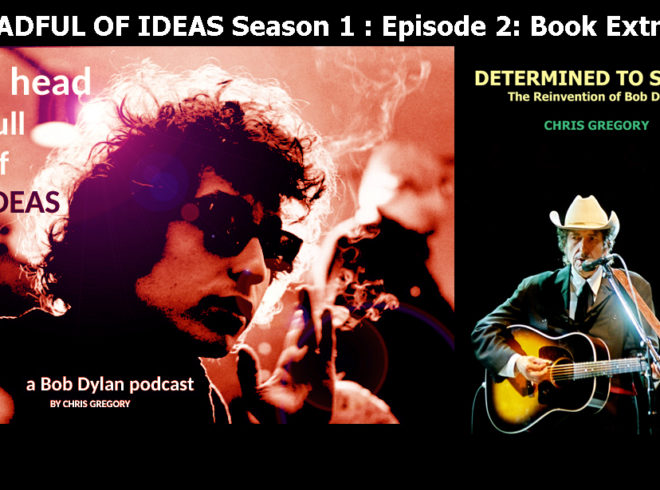 PODCAST: A Headful of Ideas SEASON ONE 2) Extracts from 'Determined to Stand'