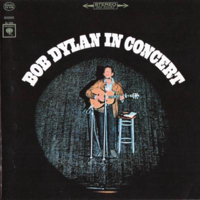 GOLIATH THE SECOND: TWO DYLAN CONCERTS FROM 1963