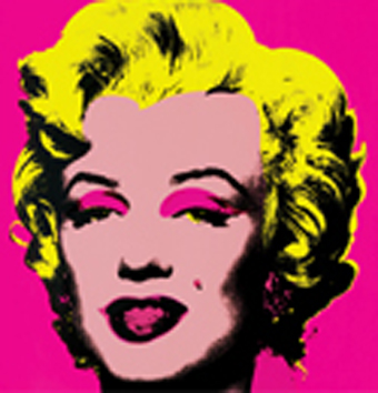 POEM: Andy and Marilyn