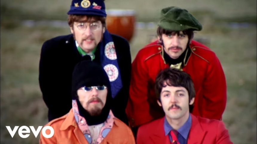 THE BEATLES: Who Could Ask For More Extract Four : Strawberry Fields Forever and Penny Lane (Part Two)