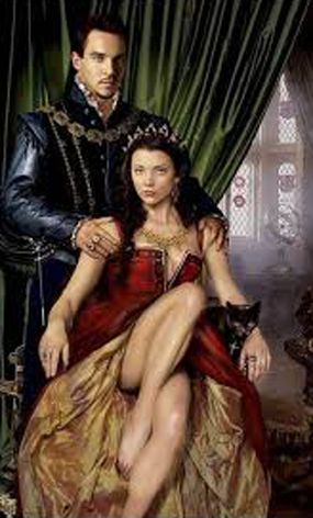 EXPLORING TELEVISUALITY: The Tudors